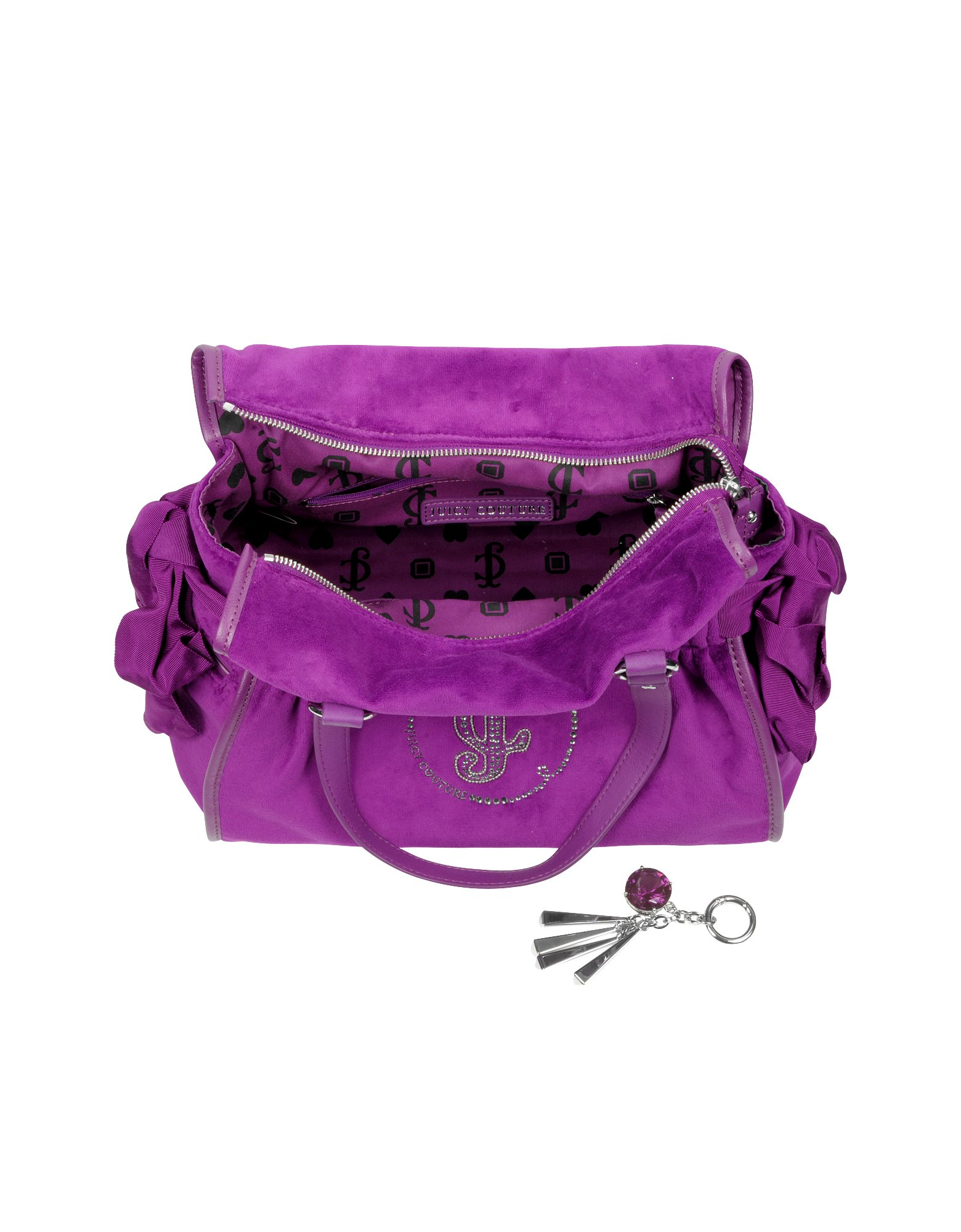 Configure TFS V1 WSS 2.0 sites to use WSS 3.0 site templates Juicy couture fashion velour daydreamer tote