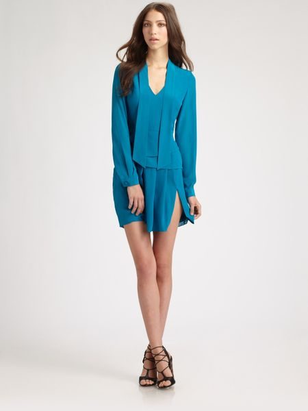 Sachin & Babi Mia Dress in Blue (teal) - Lyst