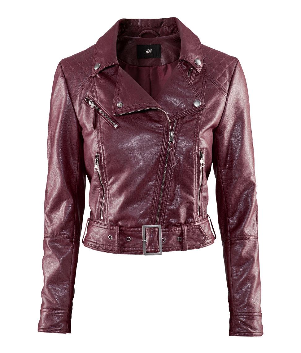 Leather Jacket Forever 21