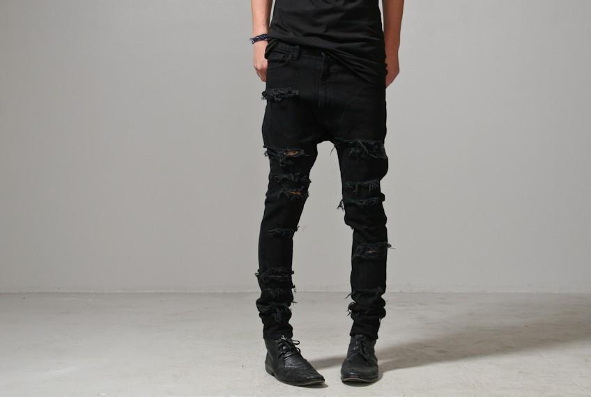 oak-black-black-trashed-drop-skinny-jeans-product-1-4218995-411370951.jpeg