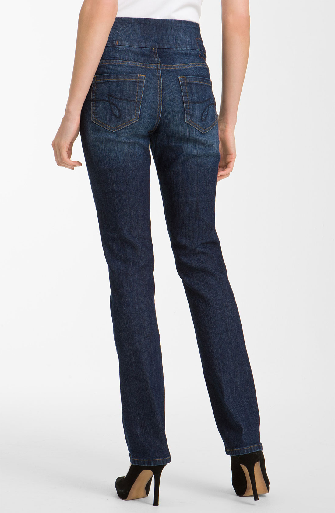 Jag Jeans Peri Pullon Jeans in Blue (blue shadow rinse)   Lyst