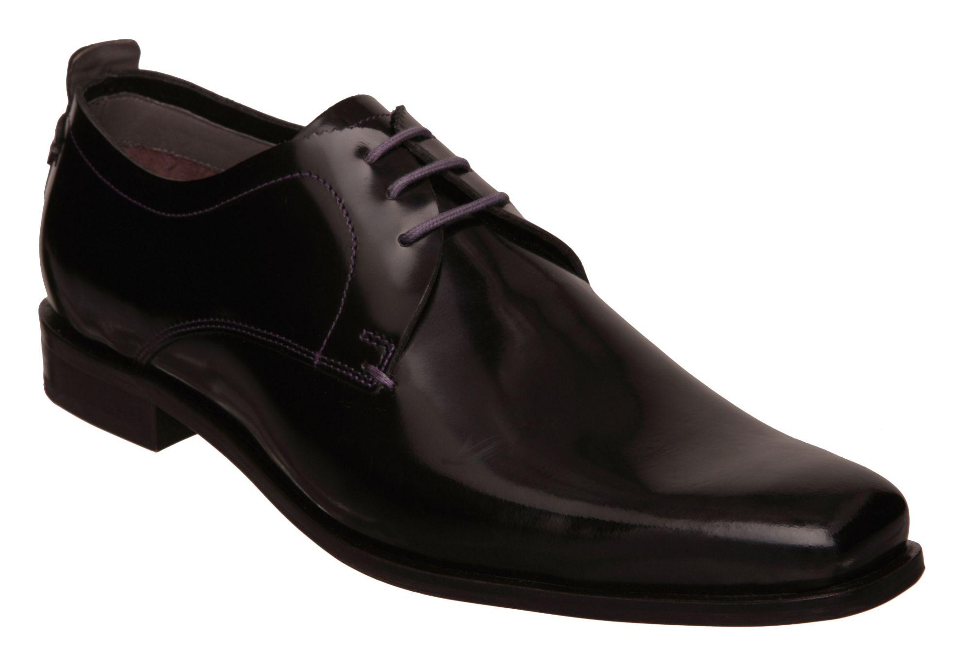 ted baker kerkan formal shoes in black for black