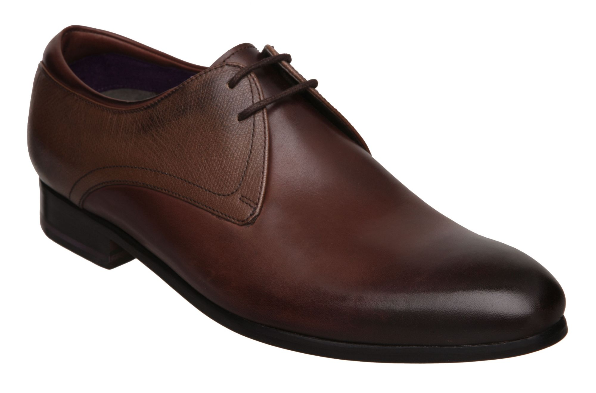 ted baker fid 2 formal shoes in brown for lyst