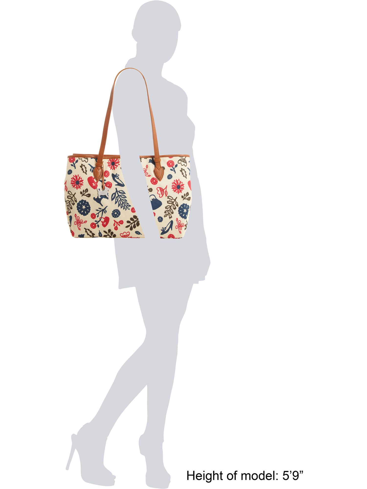 Radley Melody Print Large Tote