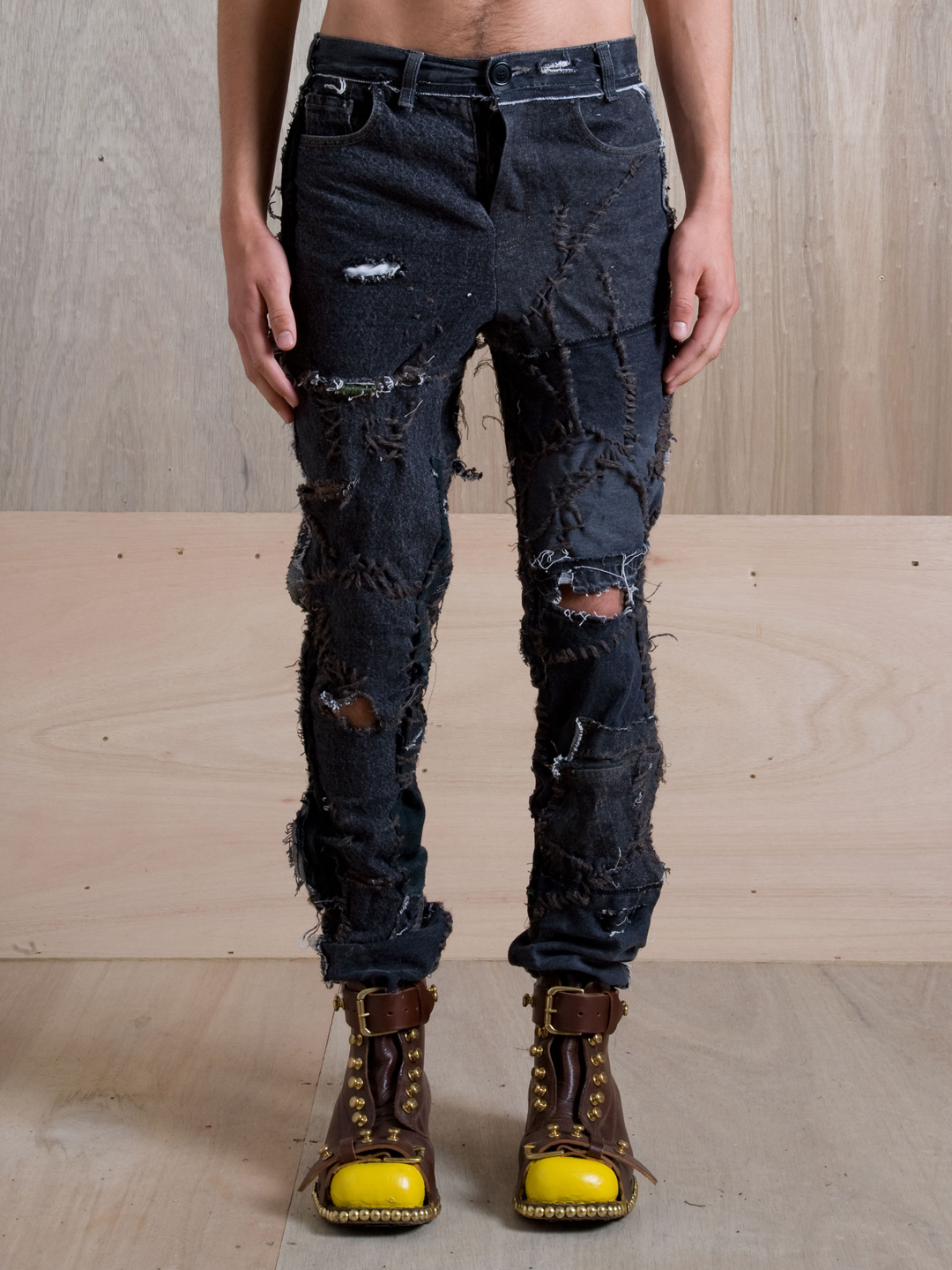 Exclusive Denim Adidas Top Ten 2000 Swaggy P Pes For: J.W.Anderson Jw Anderson Mens Exclusive