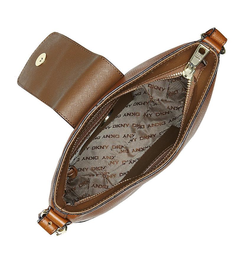 DKNY Vintage Crossbody Bag in Brown