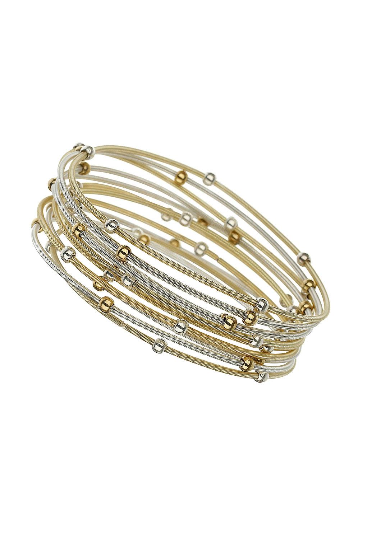 Top Metal Spring Bracelet Pack In