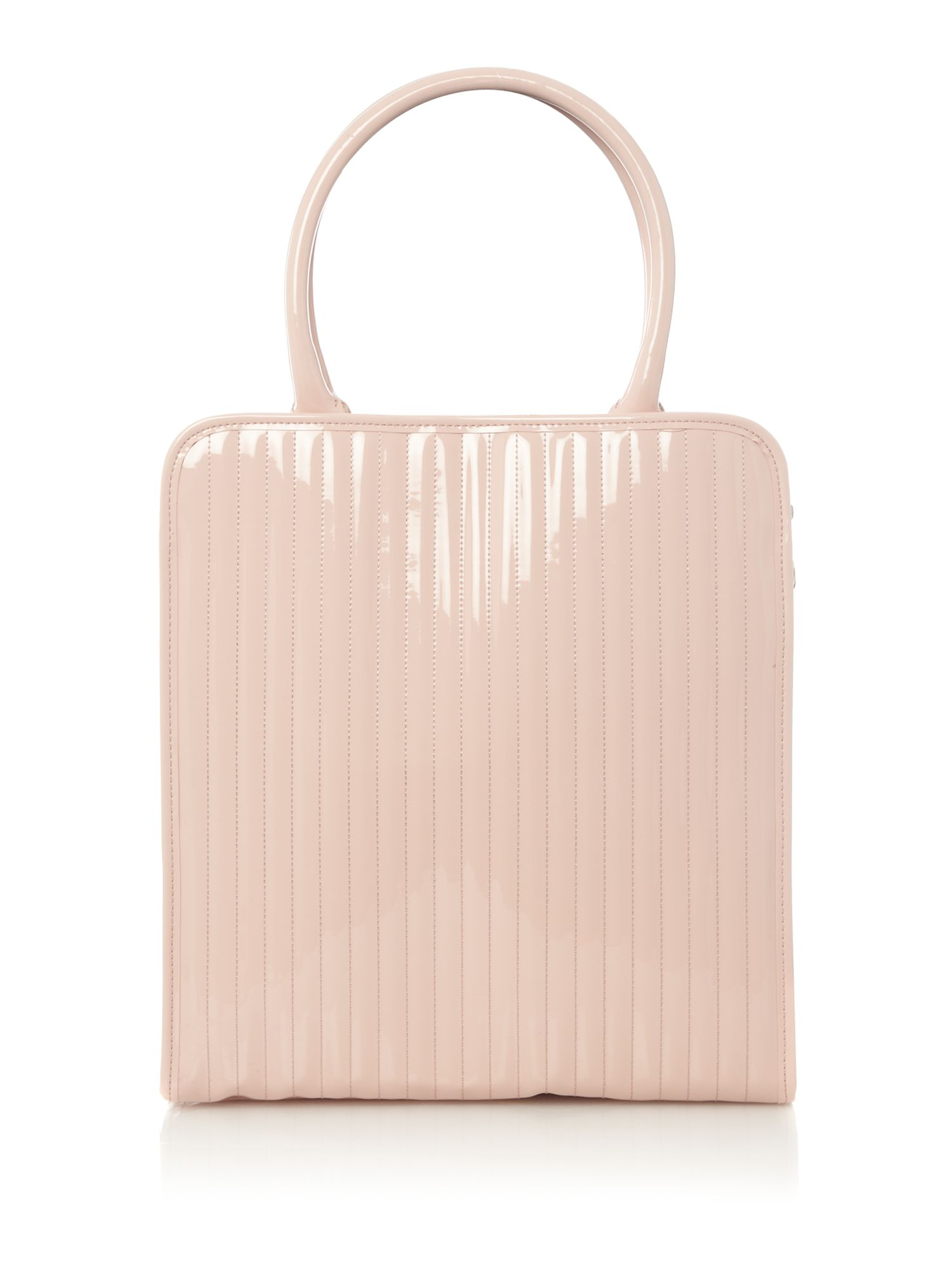 Ted Baker Juju Quilted Tote in Pink