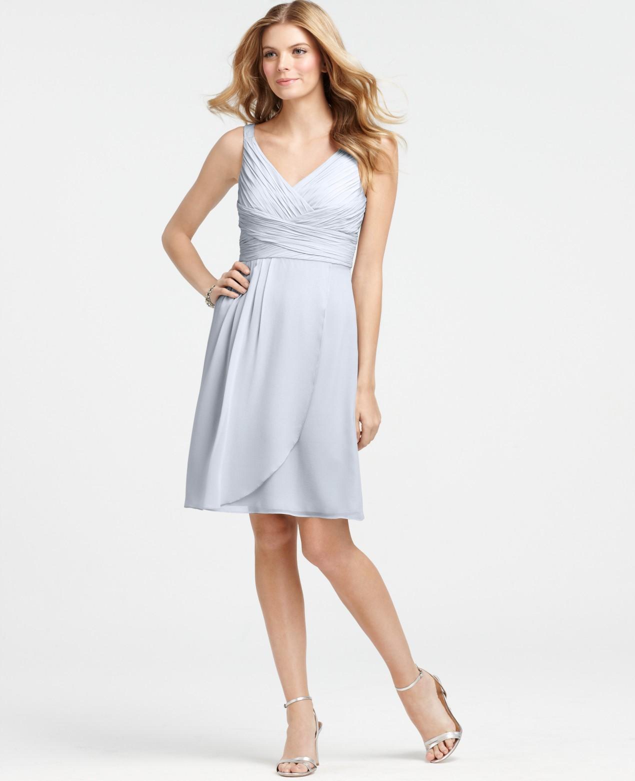 Ann taylor bridesmaid dresses memes for Ann taylor dresses wedding