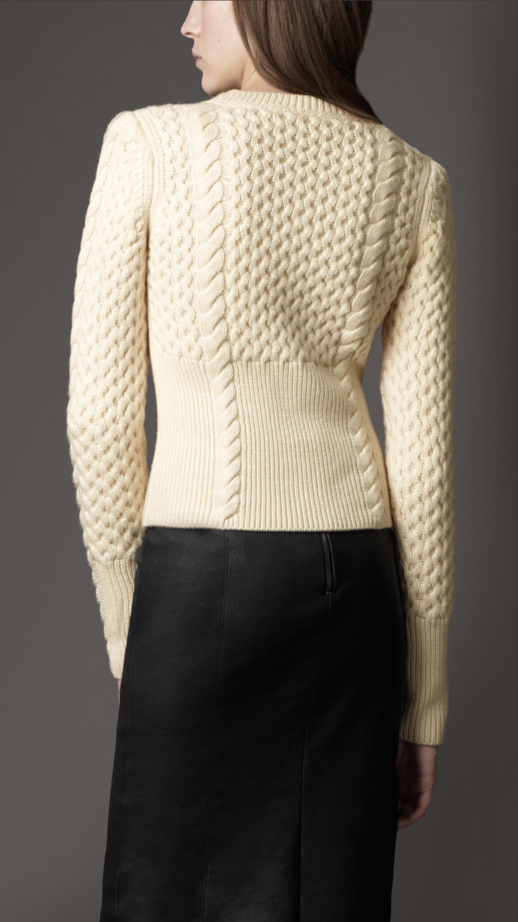 Burberry Wool Cashmere...