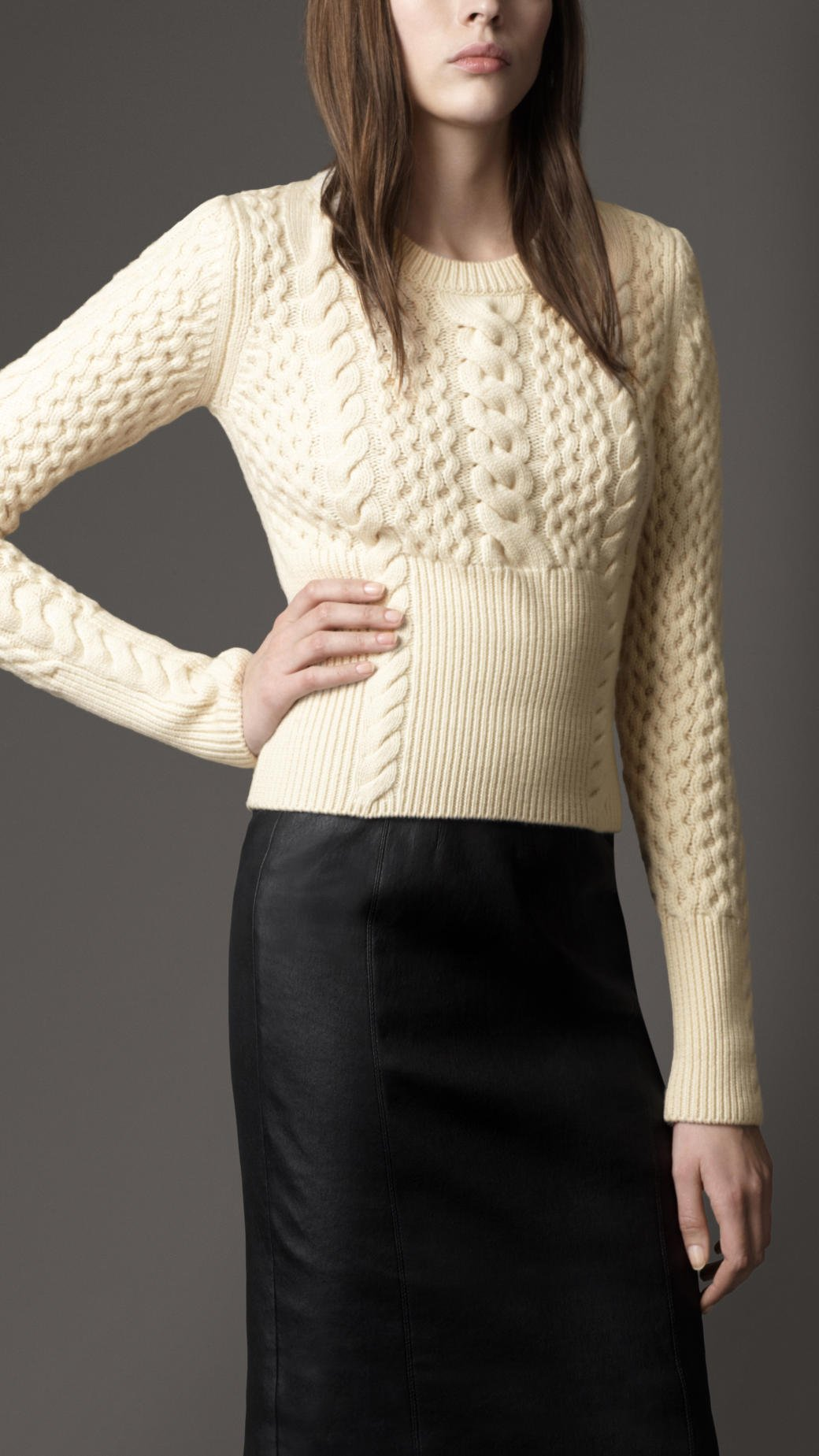 Womens Cashmere Sweaters