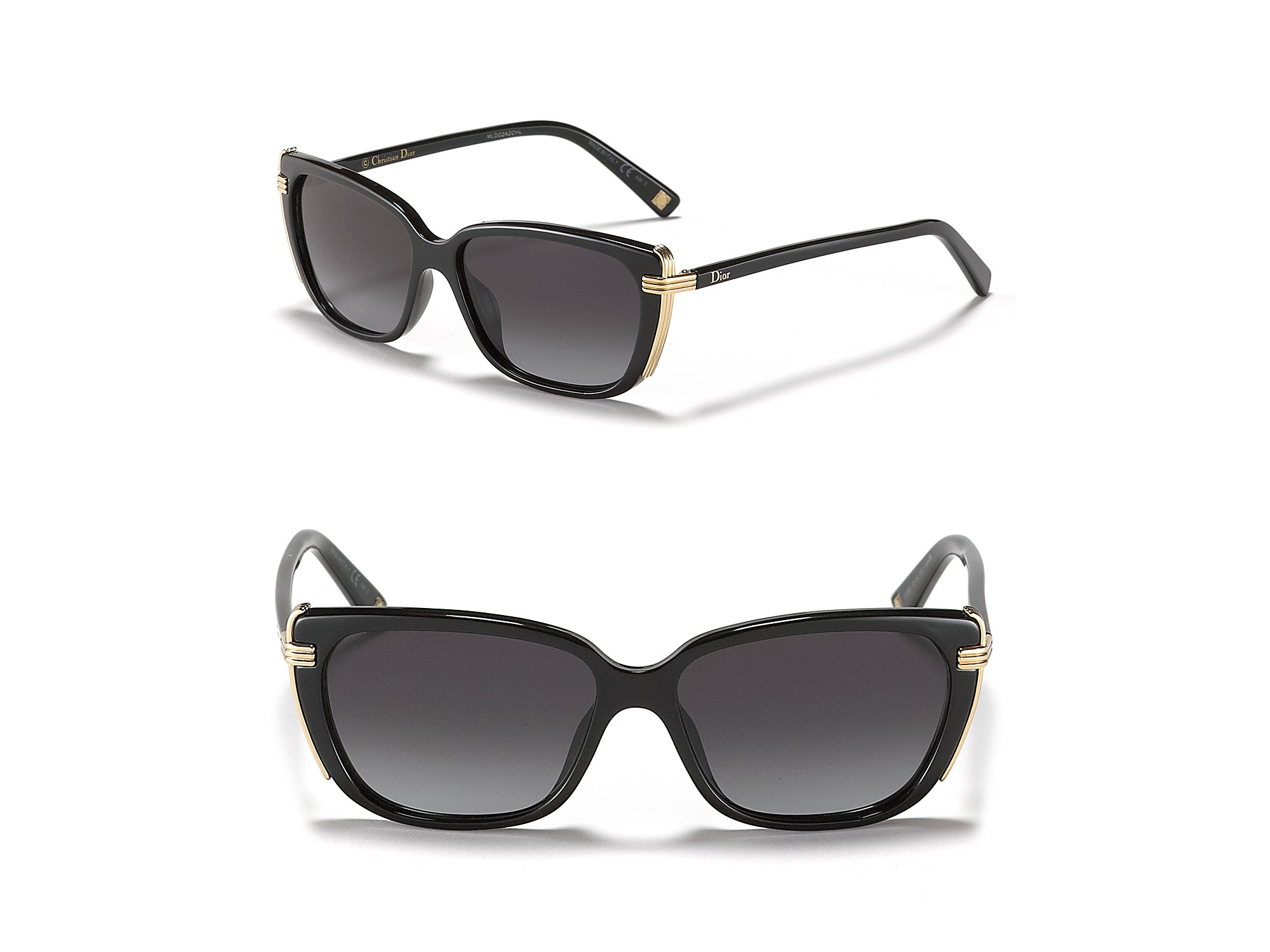 f024b04c60f Dior Cat Eye Sunglasses Black « Heritage Malta