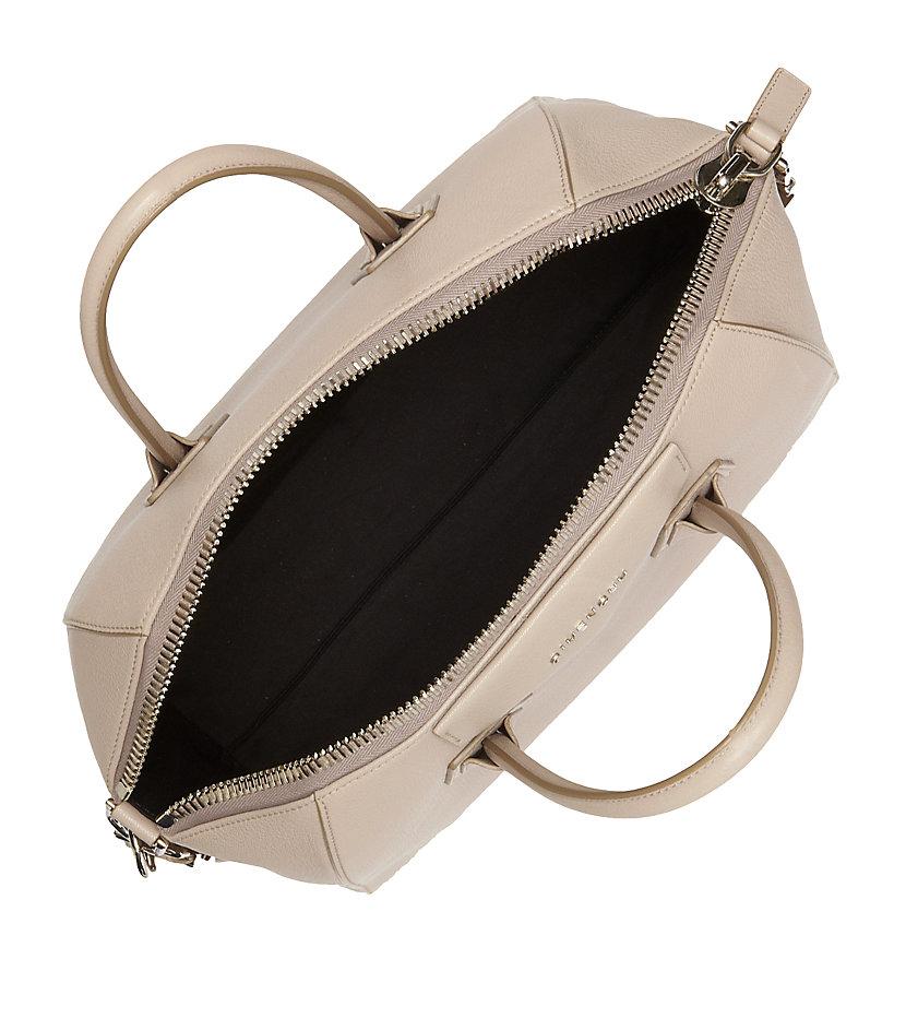 Givenchy Antigona Tote Bag in Natural