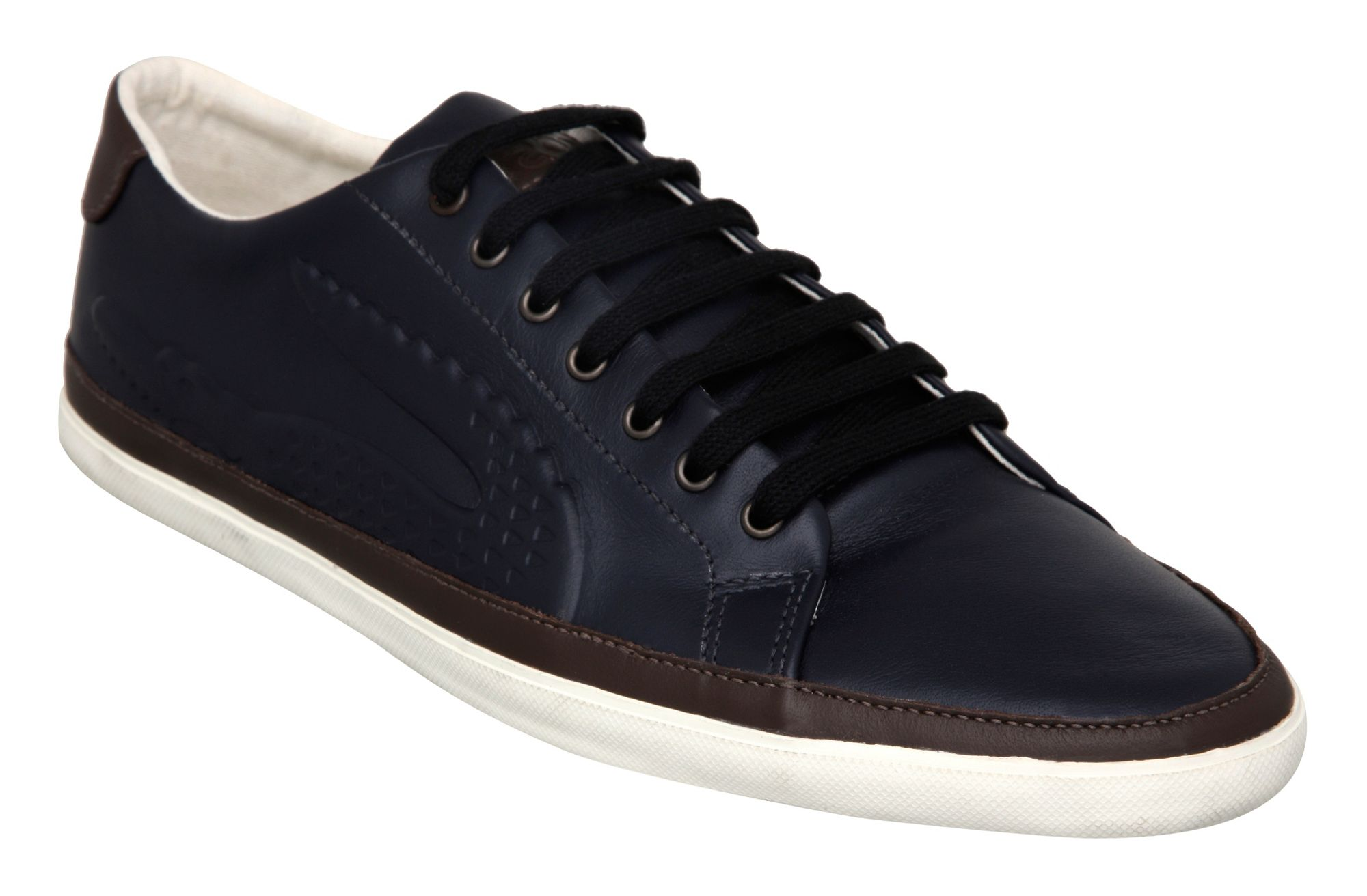 2c6d9b430535cd Lyst - Lacoste Bocana 5 Trainers in Blue for Men