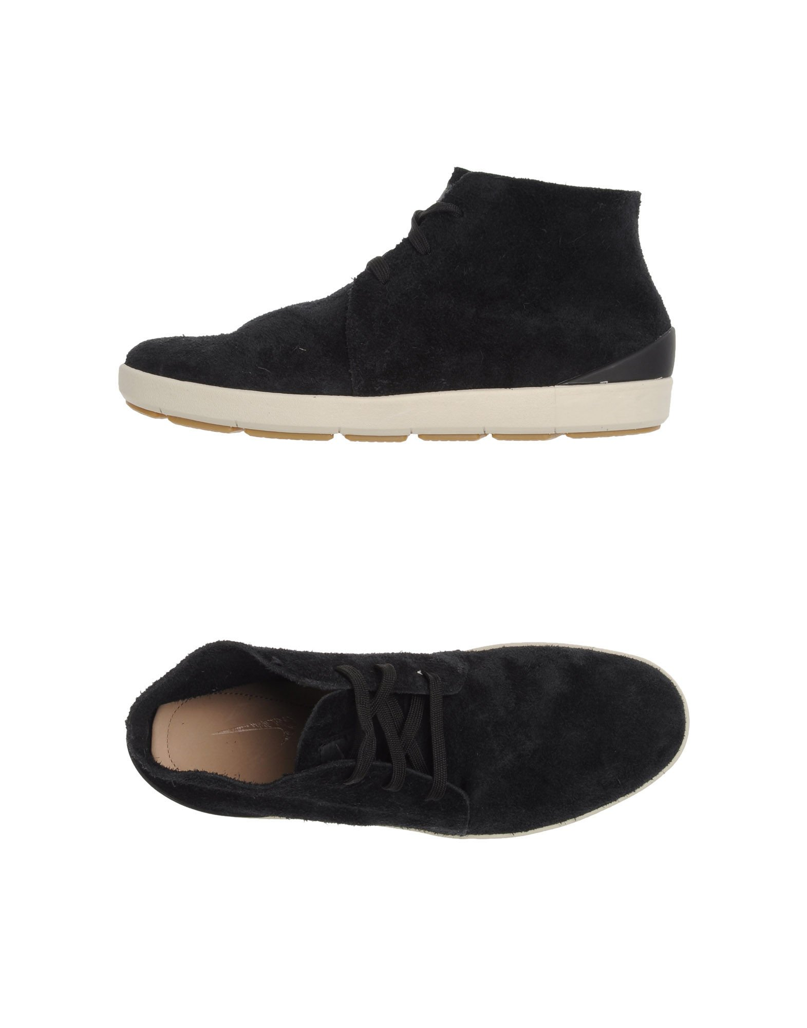 nike hightop dress shoe in black for lyst