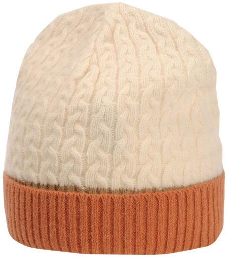 See By Chloé Hat in Beige (ivory)
