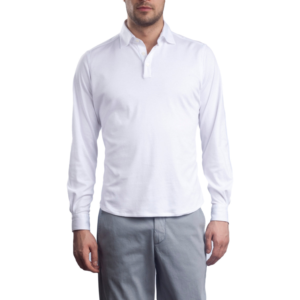 Find great deals on eBay for mens long sleeve polo shirt white. Shop with confidence.