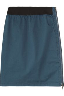 Lanvin Stretchcotton Skirt - Lyst