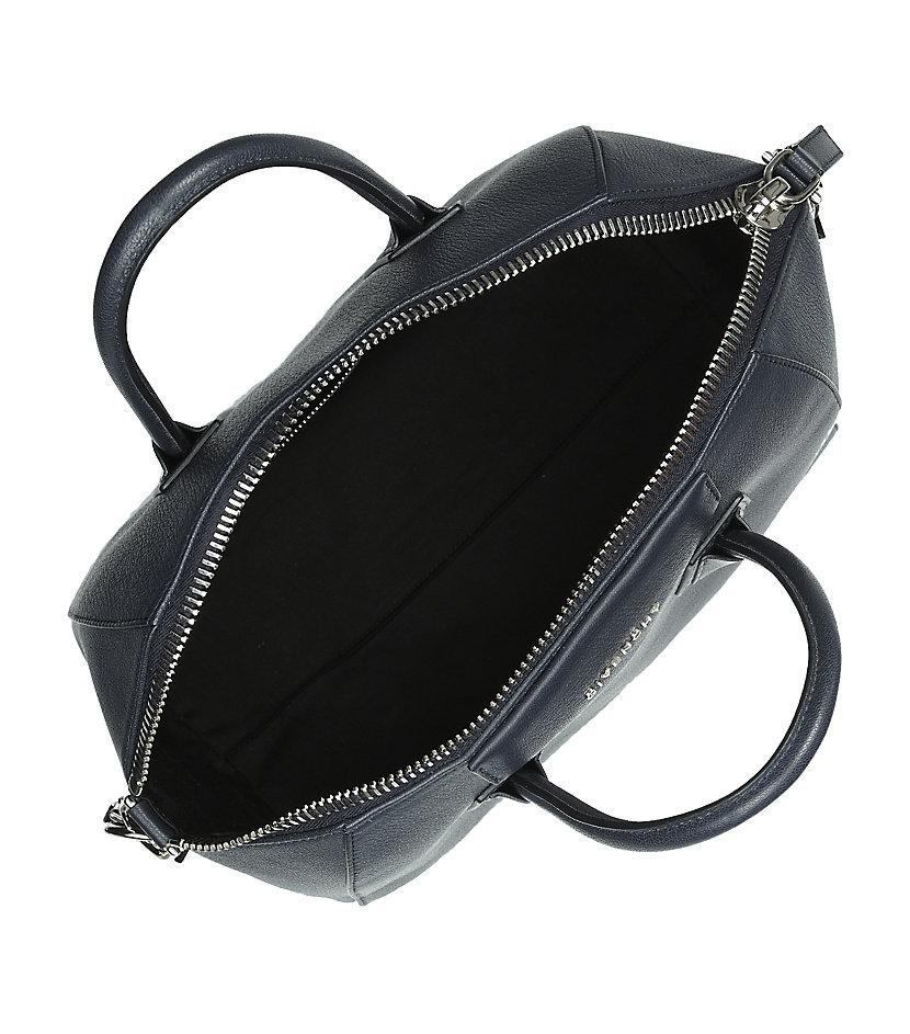 Givenchy Antigona Bag Navy Blue Confederated Tribes Of