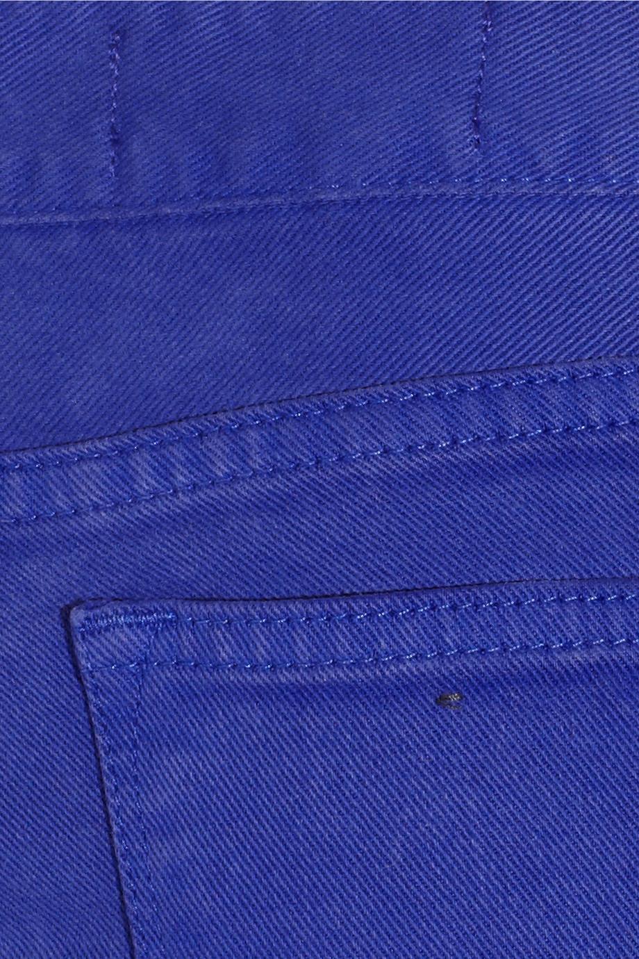 J.Crew Toothpick Midrise Skinny Jeans in Indigo (Blue)