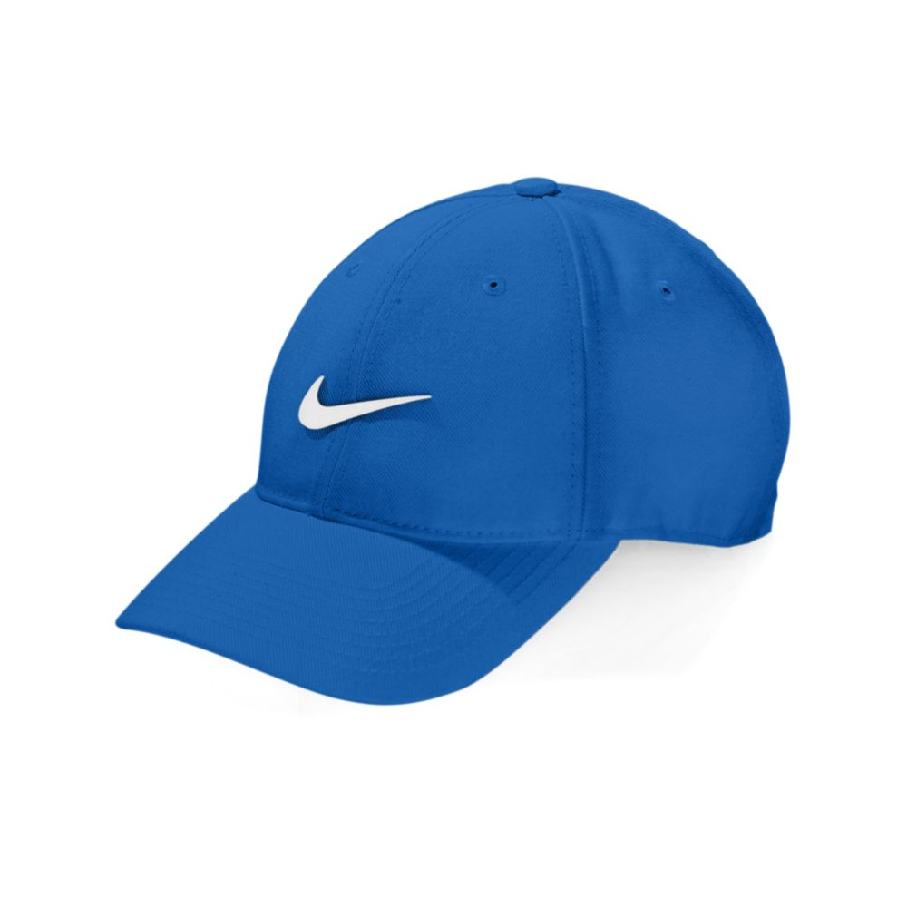 Nike Hats Blue