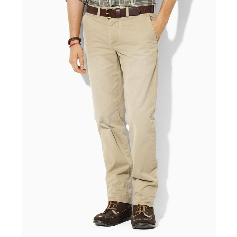 Lyst Ralph Lauren Mens Professors Vintage Chino In