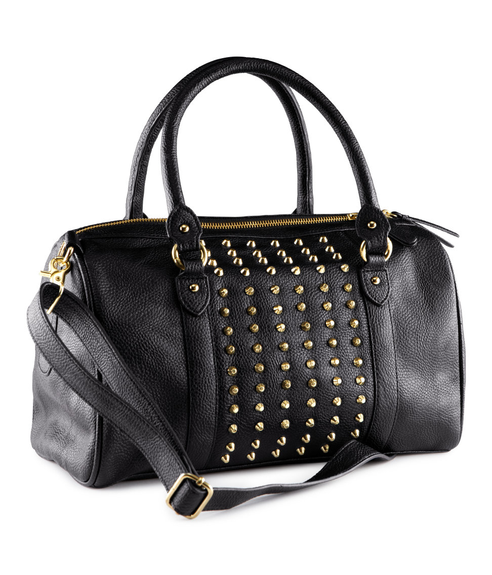 best sneakers many fashionable newest H&M Bag in Black - Lyst