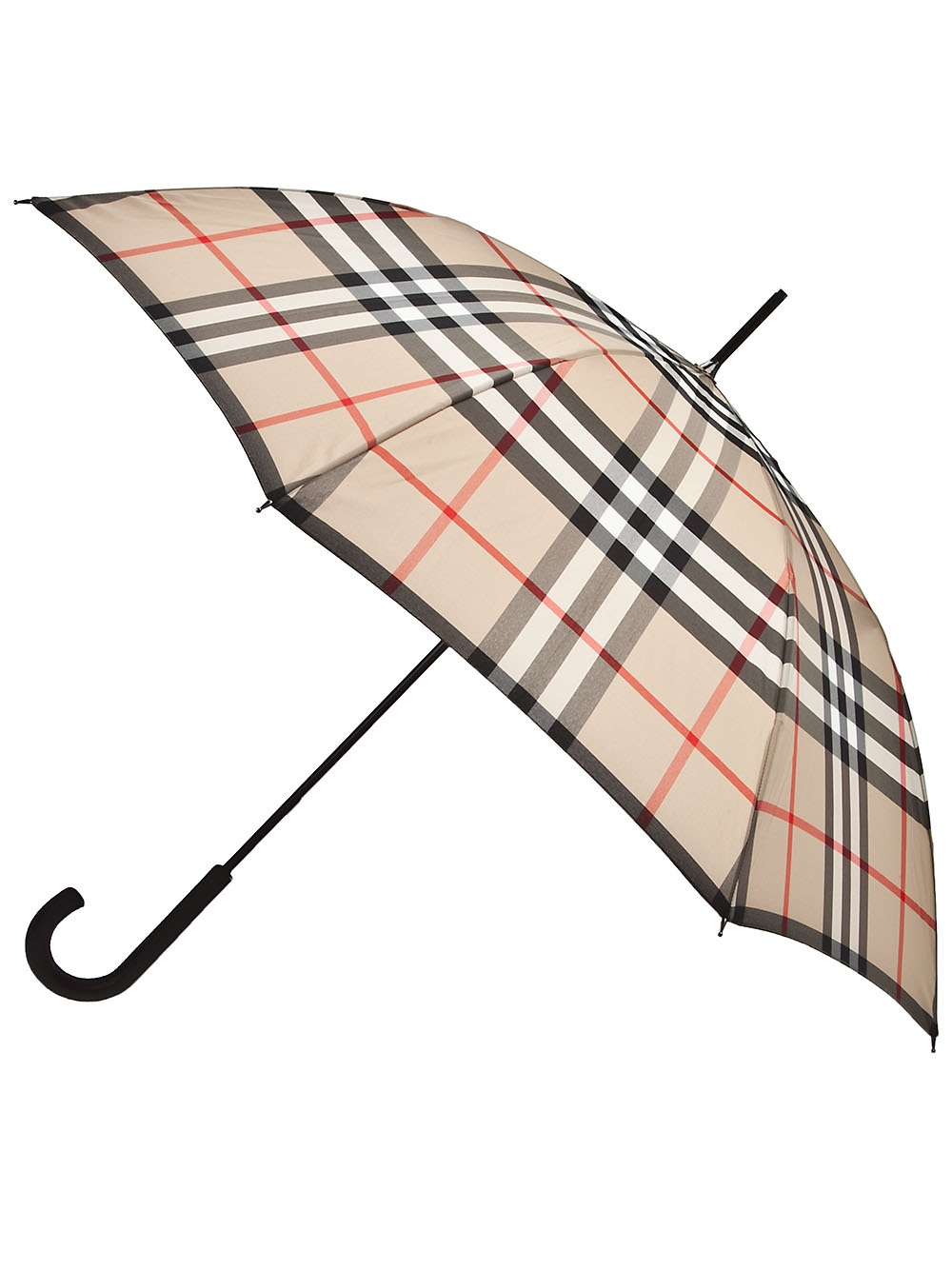 Burberry Tarten Umbrella in Black