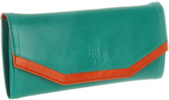 Tusk Tusk Capri Accordion Ur494 Wallet - Lyst
