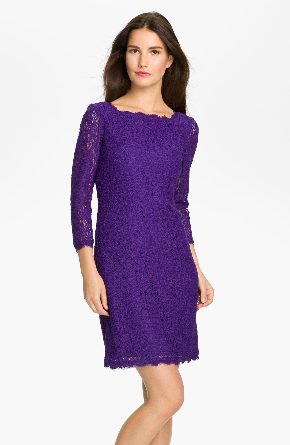 ... Dress See Sheath Dresses See Lace Dresses See Adrianna Papell Sheath