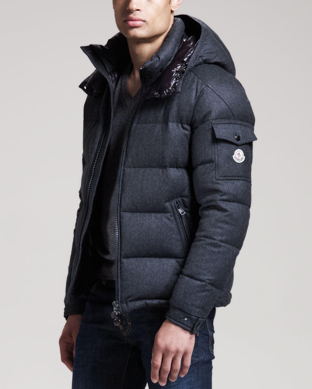 moncler parka jacket mens