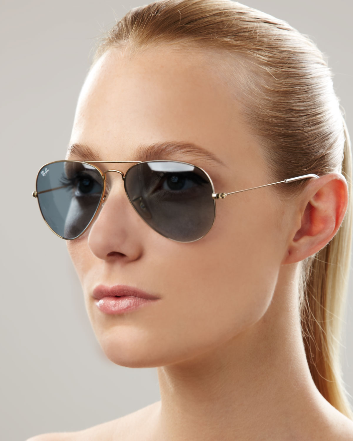 ladies ray ban aviator sunglasses  gallery