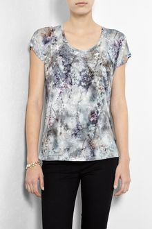 Paul By Paul Smith Bramble Print Tshirt - Lyst