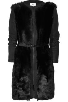 Day Birger Et Mikkelsen Shearling Coat - Lyst