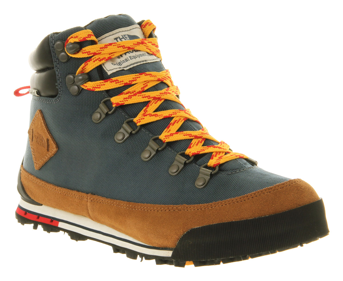 Lyst The North Face Back To Berkley Boots In Blue For Men