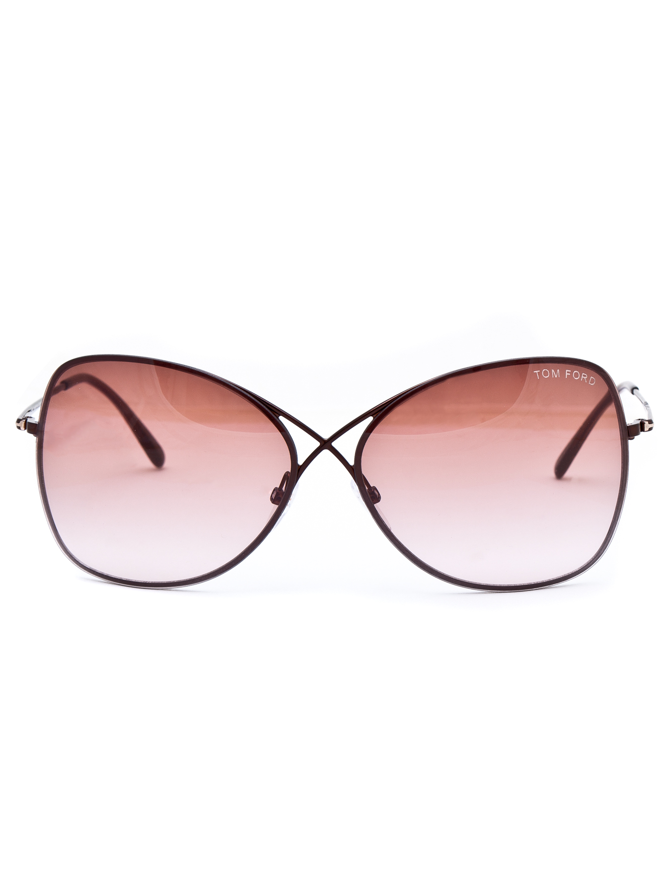 70a28308ffe Tom Ford Colette Sunglasses.Lyst Tom Ford Colette Crossover Round ...
