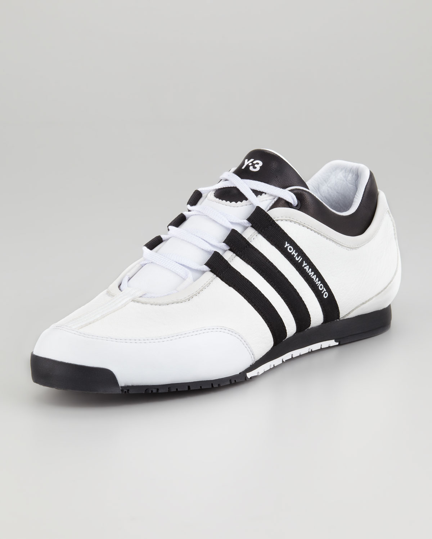 Y 3 Boxing Sneaker White for men