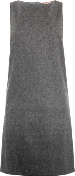 Max Mara Studio Agadir Dress in Gray (grey)