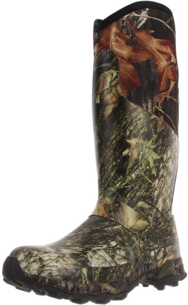 Bogs bogs mens world slam hunting boot in green for men for Bogs classic mid le jardin