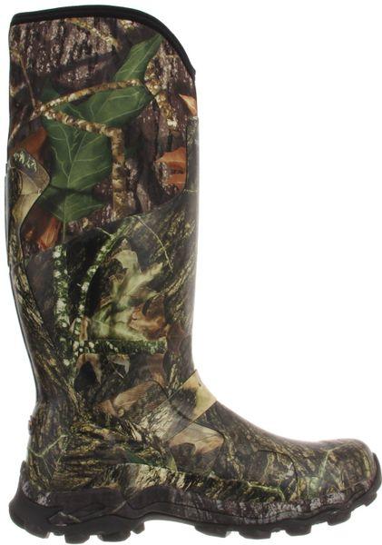 Bogs bogs mens world slam hunting boot in green for men for Bogs classic mid le jardin