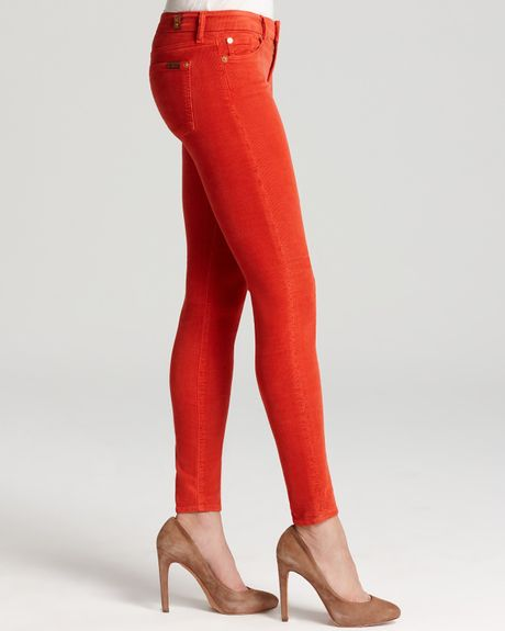 Wonderful Reell Skinny Jeans Burnt Orange Preiswert Kaufen