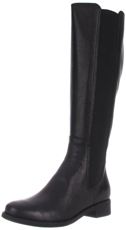 cole haan cole haan womens jodhpur kneehigh boot in black