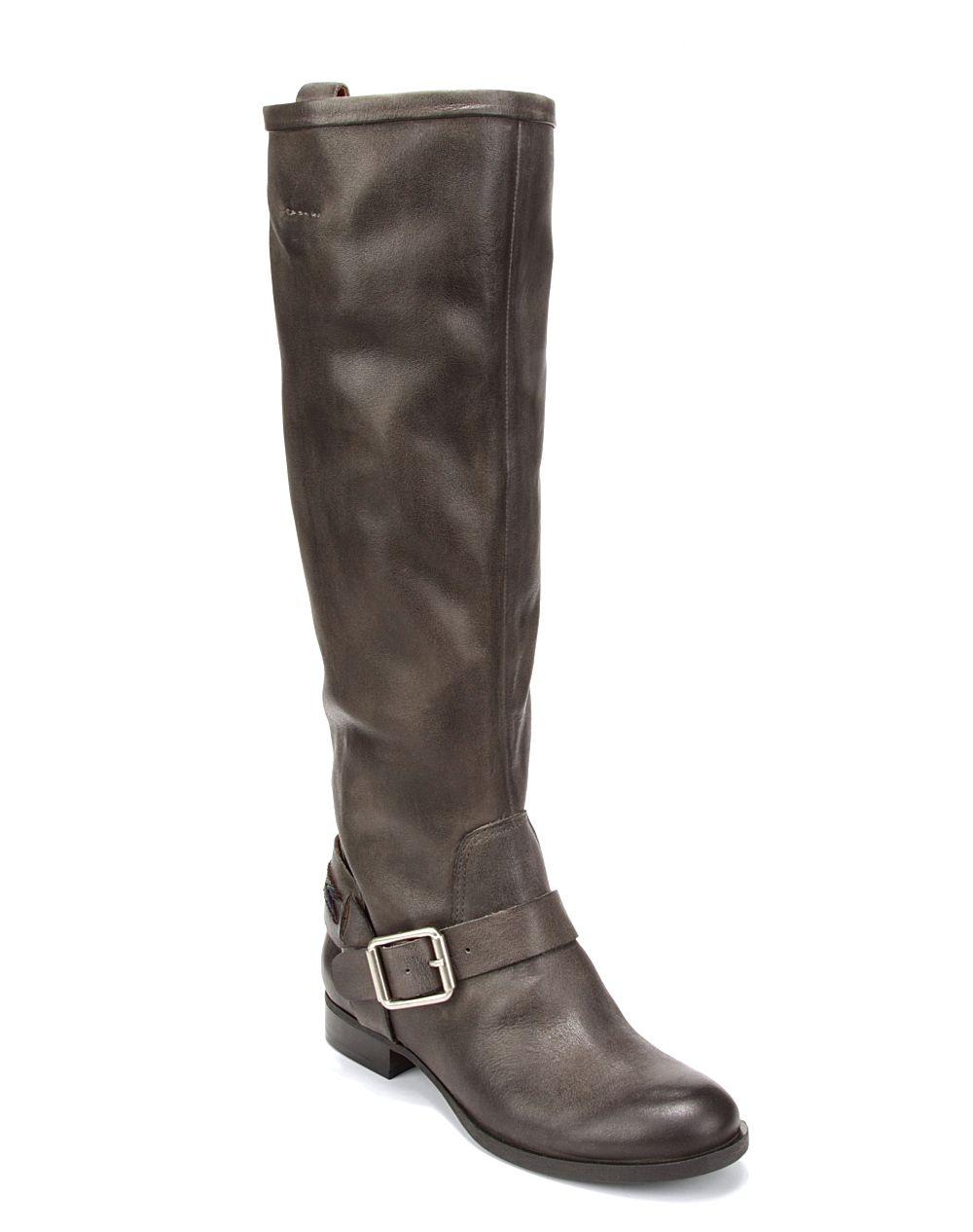 lucky brand may boots in gray smoked pearl lyst