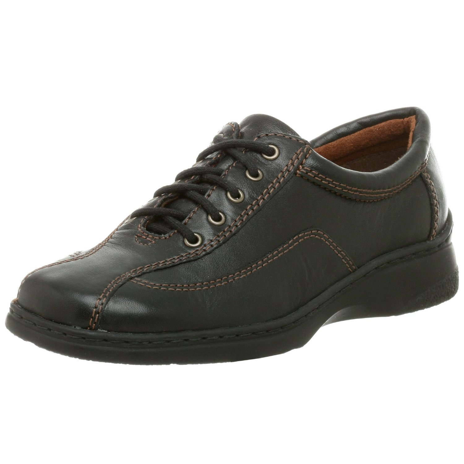 Women Sueded Oxford Shoes
