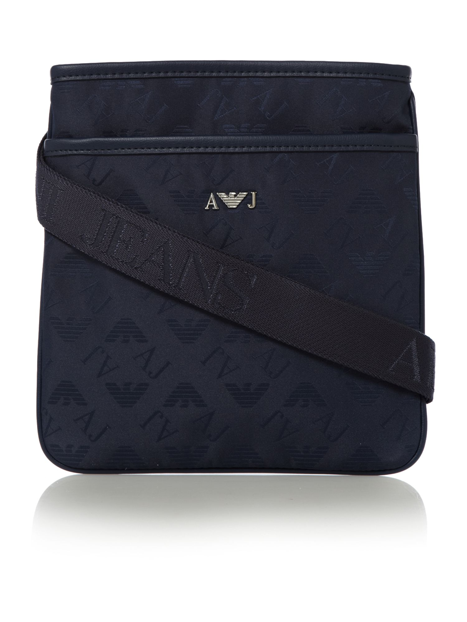 Armani Jeans Travel Bag in Blue for Men (navy) | Lyst