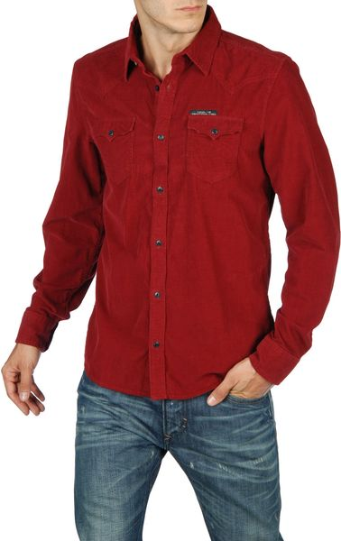 Diesel Svarog in Red for Men - Lyst