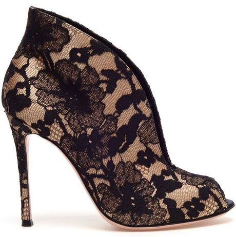 Gianvito Rossi Lace Up Shoes