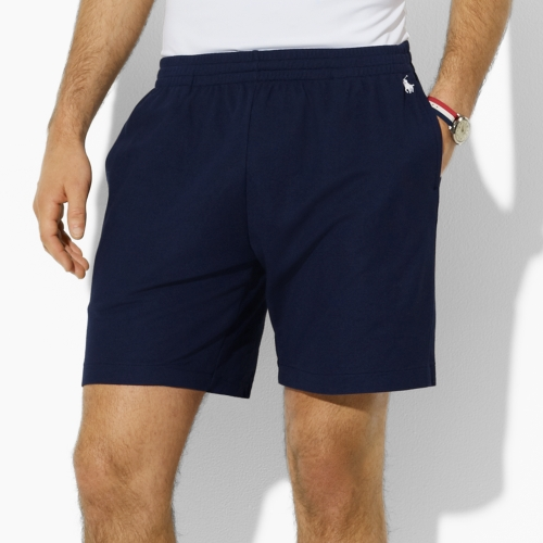 Mesh For Tennis Ralph Lauren Polo Blue Men Short 6gYvf7yb