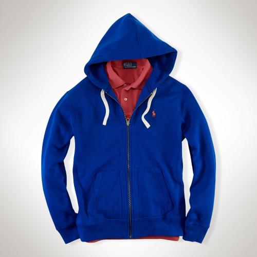Polo Blue Men Lauren Fleece Classic Hoodie Ralph For Tl1JKFc