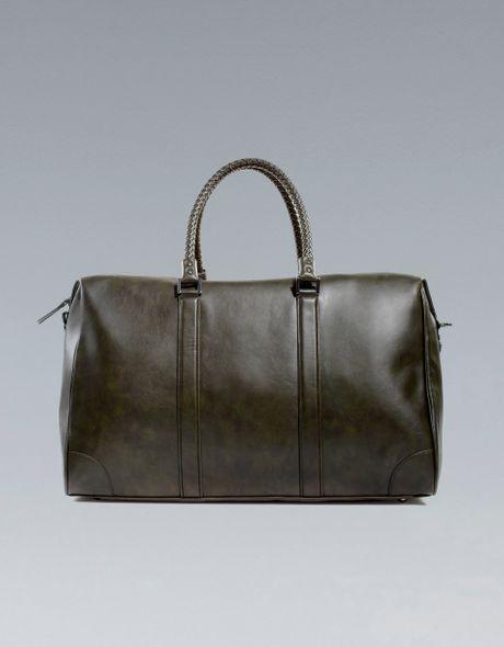 Zara Travel Bags 68